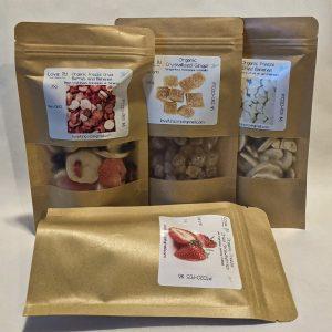Organic Snack Food