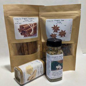Organic Spice